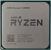 Процессор AMD Ryzen 3 1300X Box / YD130XBBAEBOX -