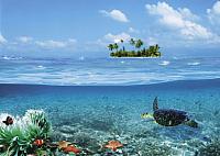 Фотообои Твоя планета Люкс Водный мир (272x194) -