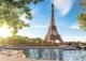 Фотообои Твоя планета Набережная в Париже (272x194) -