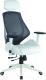 Кресло офисное Седия Space Eco (белый/серый) -