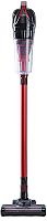Вертикальный пылесос Kitfort KT-517-1 (красный/черный) -