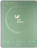 Электрическая настольная плита Kitfort KT-110-3 (бирюзовый) -