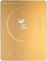 Электрическая настольная плита Kitfort KT-110-1 (золотистый) -