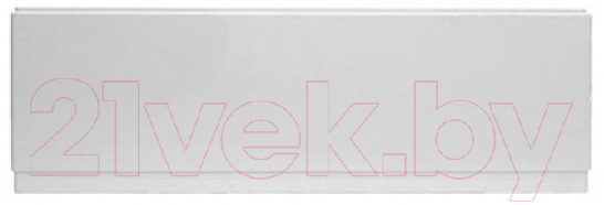 Купить Экран для ванны Jacob Delafon, Odeon Up E491RU-00 (фронтальный), Франция, белый, акрил