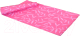 Коврик для йоги и фитнеса Sabriasport 601710 (розовый) -