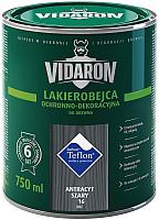 Лакобейц Vidaron L16 Антрацит серый (750мл) -