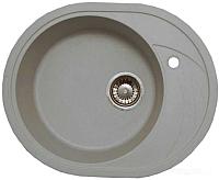Мойка кухонная Lava E1 Scandic (серый) -