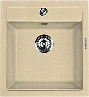 Мойка кухонная Lava Q1 Camel (сафари) -