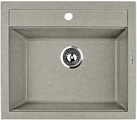 Мойка кухонная Lava Q2 Scandic (серый) -