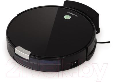 13aee0b1b380 Polaris PVCR 0926W (черный) Робот-пылесос моющий купить в Минске ...