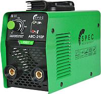 Инвертор сварочный Spec ARC-210Р -
