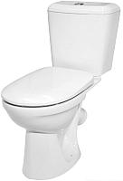Унитаз напольный Керамин Сити Premium Инкоэр (с полипропиленовым сиденьем) -