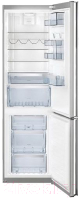 Холодильник с морозильником AEG S83920CMXF