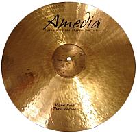 Тарелка музыкальная Amedia Vigor Rock Shiny Crash 16