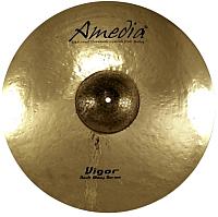Тарелка музыкальная Amedia Vigor Rock Shiny Splash 10