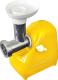 Мясорубка электрическая БЕЛВАР КЭМ-П2У-302-09 (желтый) -
