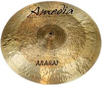 Тарелка музыкальная Amedia Ararat Crash 16