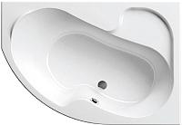 Ванна акриловая Ravak Rosa 160x105 R (CL01000000) -