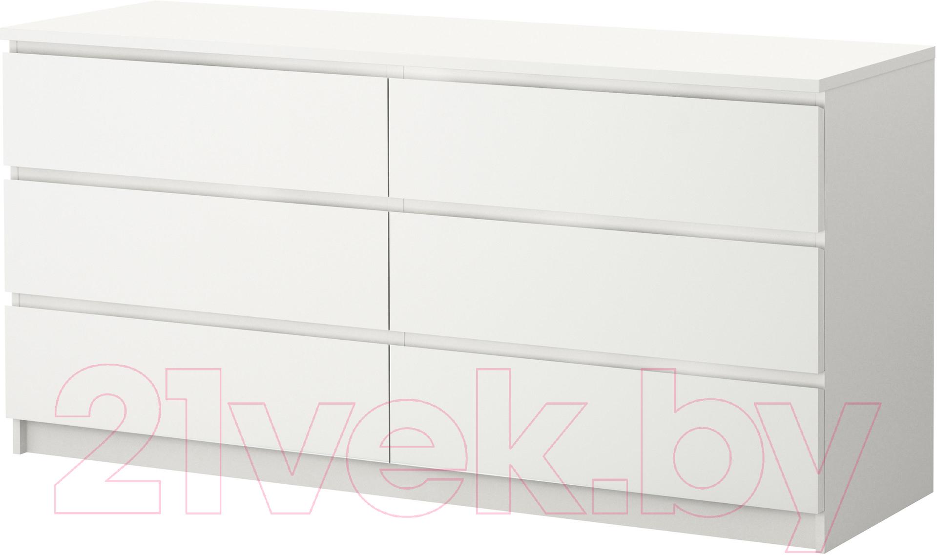 Купить Комод Ikea, Мальм 003.685.50, Россия
