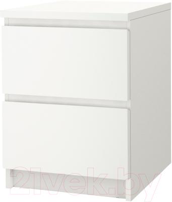 Прикроватная тумба Ikea Мальм 003.685.31