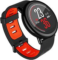 Умные часы Xiaomi Amazfit Smartwatch (черный) -