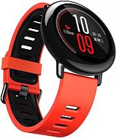 Умные часы Xiaomi Amazfit Smartwatch (красный) -