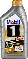 Моторное масло Mobil 1 FS X1 5W40 / 153266 (1л) -