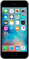 Смартфон Apple iPhone 6S 16Gb восстановленный / FKQJ2 (серый космос) -