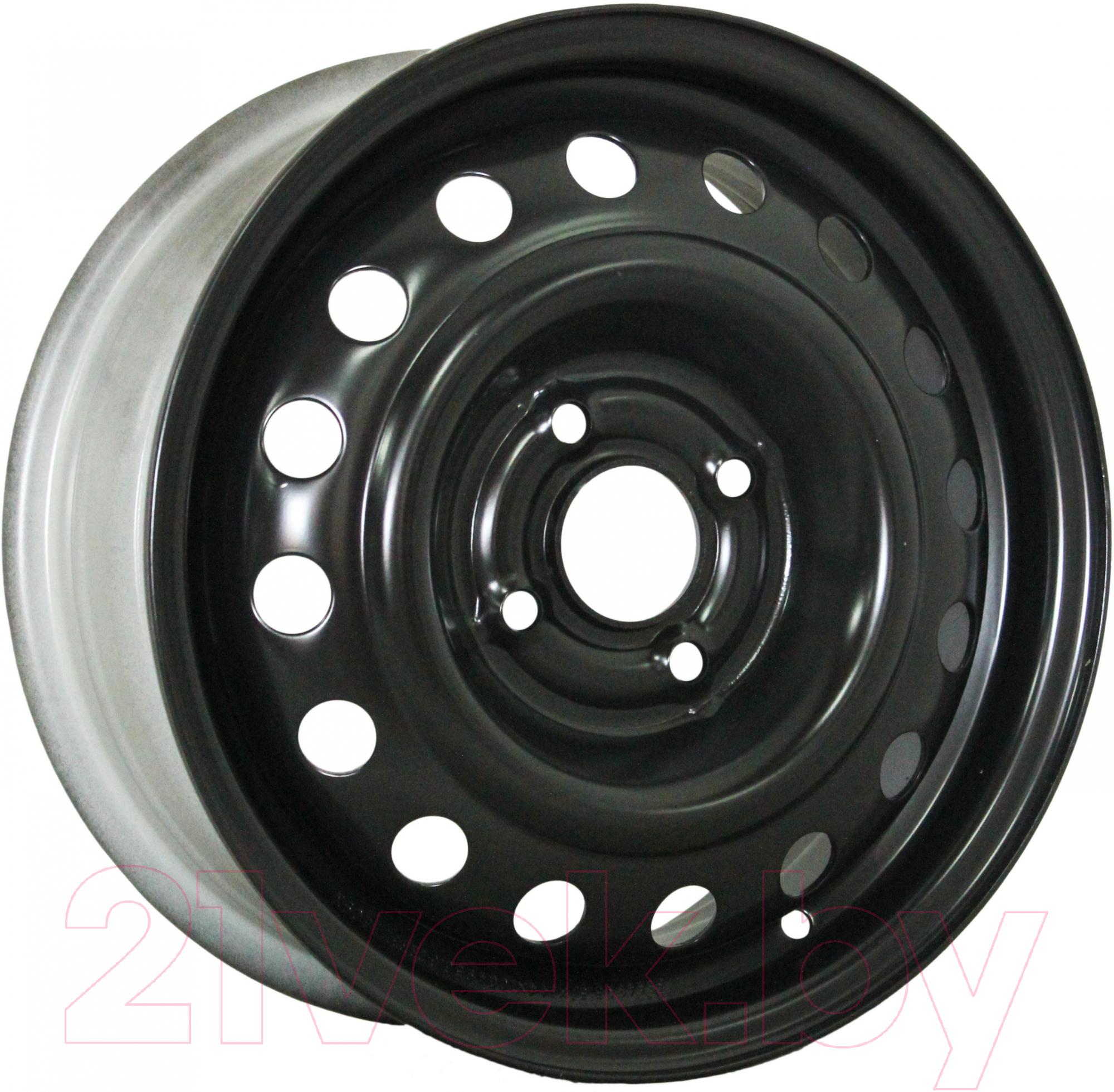 Купить Штампованный диск Trebl, 9535T 6x16 5x112мм DIA 57.1мм ET 50мм B, Китай