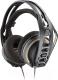 Наушники-гарнитура Plantronics RIG 400 / 208005-05 (черный) -