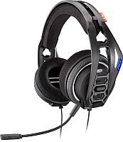 Наушники-гарнитура Plantronics RIG 400HS / 206808-05 (черный) -