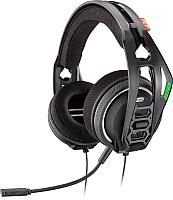 Наушники-гарнитура Plantronics RIG 400HX / 206807-05 (черный) -