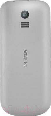 Мобильный телефон Nokia 130 Dual 2017 (серый)