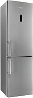 Холодильник с морозильником Hotpoint-Ariston HS 5201 X O -