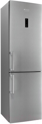 Холодильник с морозильником Hotpoint-Ariston HS 5201 X O