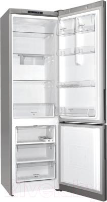 Холодильник с морозильником Hotpoint-Ariston HS 4200 X