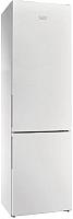 Холодильник с морозильником Hotpoint-Ariston HS 4200 W -