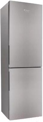 Холодильник с морозильником Hotpoint-Ariston HS 4180 X