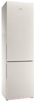 Холодильник с морозильником Hotpoint-Ariston HS 3200 W
