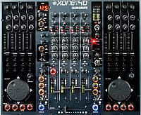 DJ контроллер Allen & Heath Xone 4D -