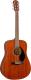 Акустическая гитара Fender CD-60S All-Mahogany -