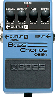Педаль басовая Boss CEB-3 -