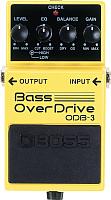Педаль басовая Boss ODB-3 -