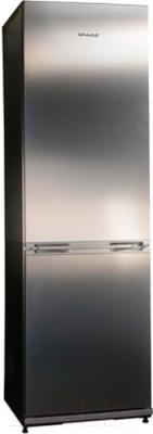 Холодильник с морозильником Snaige RF36SM-S1CB210