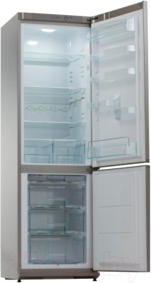 Холодильник с морозильником Snaige RF34SM-S1CB210