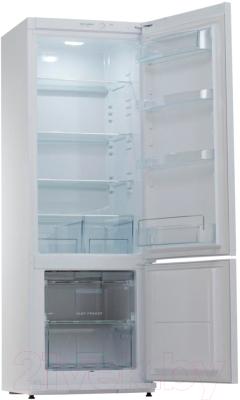 Холодильник с морозильником Snaige RF32SM-S100210