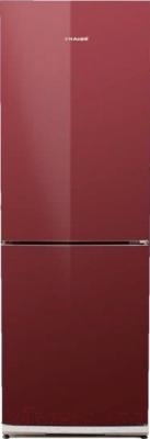 Холодильник с морозильником Snaige RF36NG-Z1AH27R
