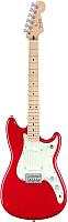 Электрогитара Fender Duo-Sonic Maple Torino Red -