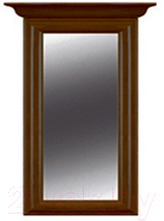 Купить Зеркало интерьерное Black Red White, Kentaki S320-LUS/50 (каштан), Беларусь, дерево темное