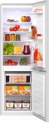 Холодильник с морозильником Beko CSMV5270MC0S